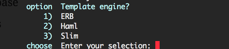 Pick your templating engine.