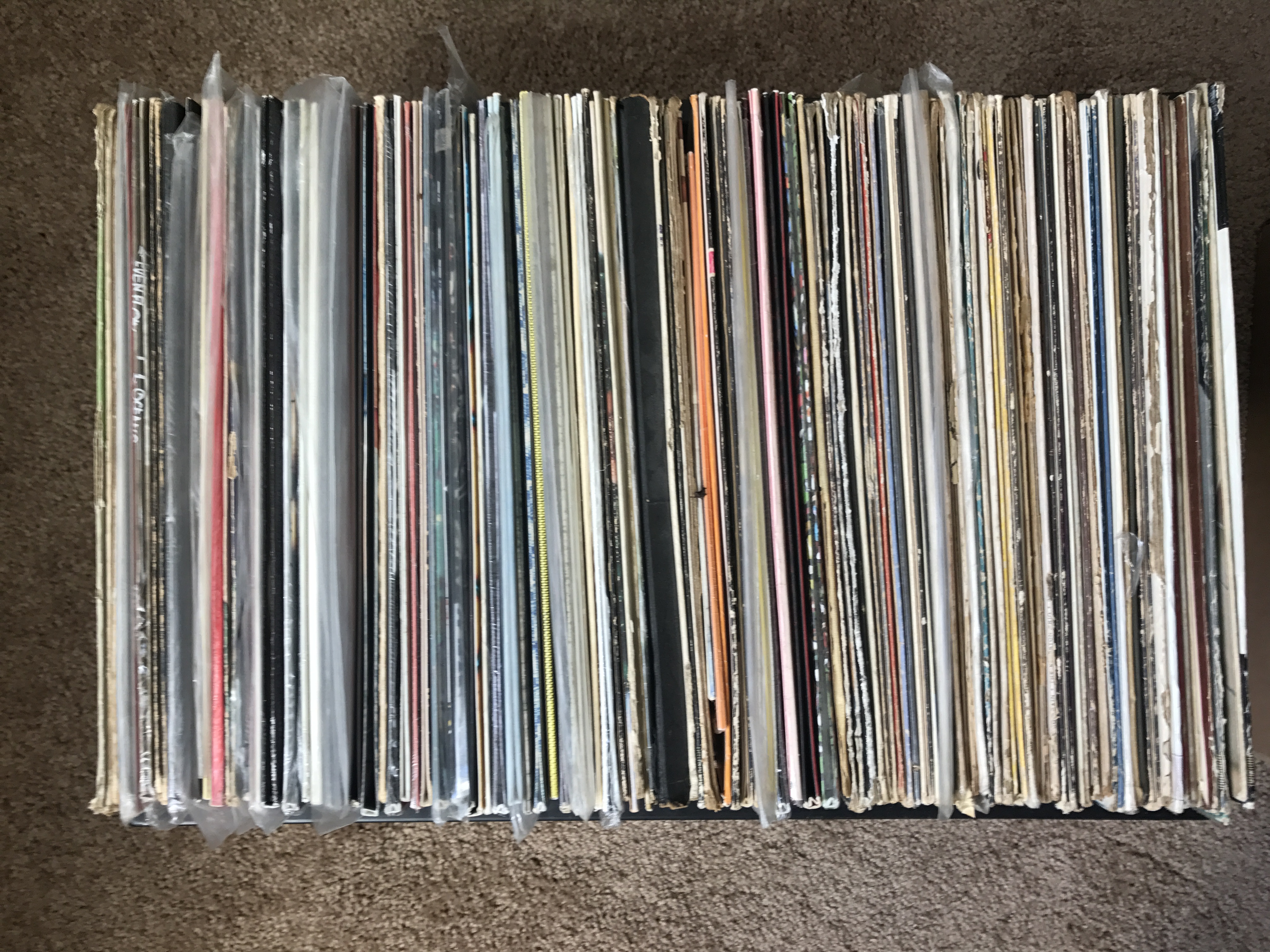 Vinyl Collection Sample