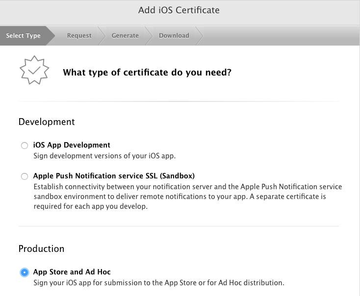 create-cert-app-store-adhoc