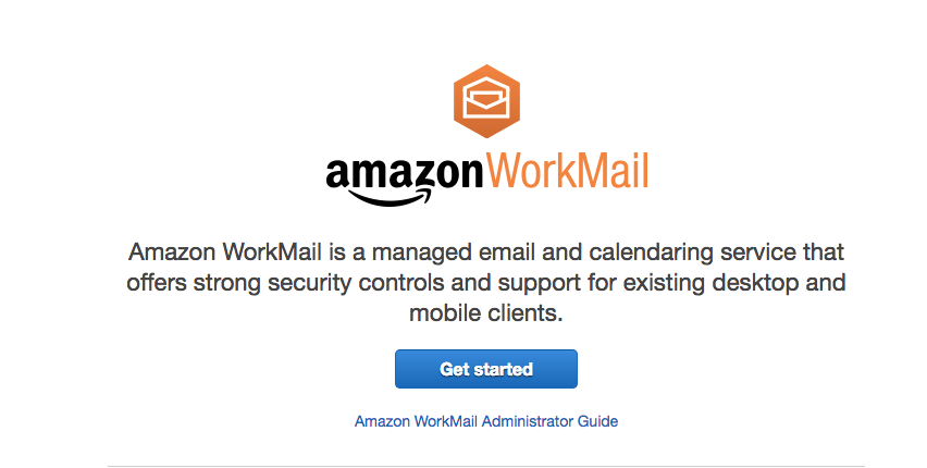 aws-workmail