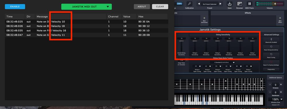 Third-party MIDI editor